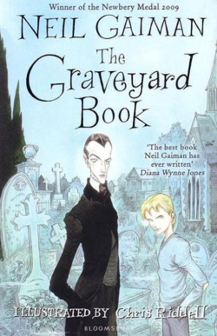 Gaiman's THE GRAVEYARD BOOK Rises With Ron Howard At The Helm?