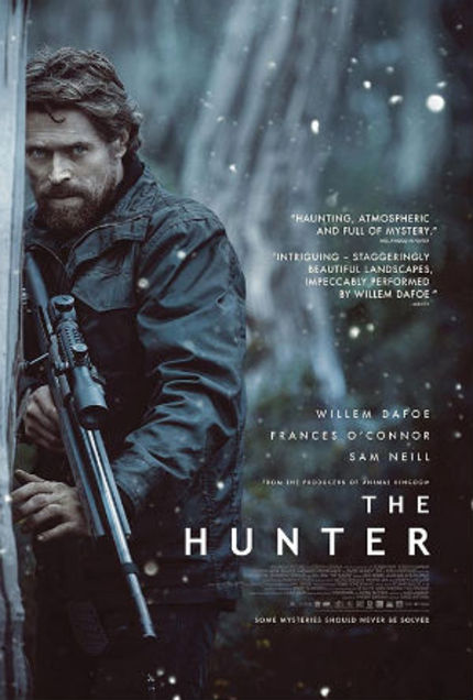 Review: THE HUNTER, a Slow-Burning, Gorgeous Thriller That Stumbles Badly