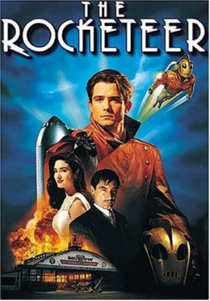 ROCKETEER Remake Rumored
