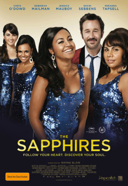 THE SAPPHIRES Wows Australian Box Office