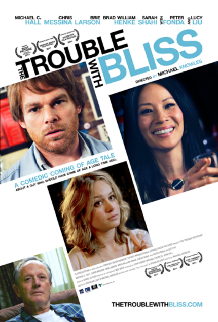 DEXTER's Michael C. Hall Talks About THE TROUBLE WITH BLISS