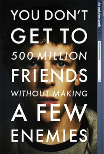 NYFF 2010: THE SOCIAL NETWORK Review