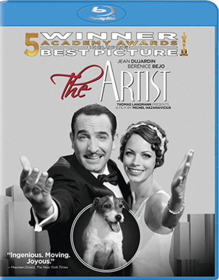 Blu-ray Review: THE ARTIST Charms With Little Surprise