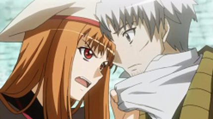 SPICE AND WOLF review