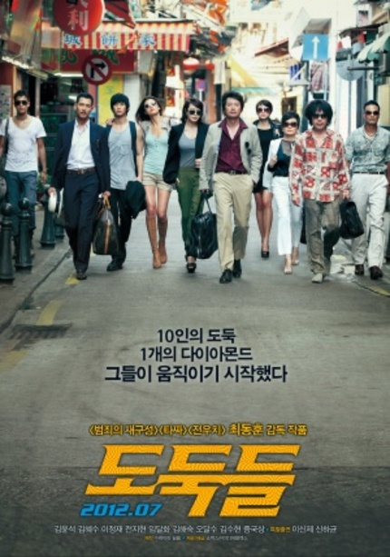 Slick New Trailer for Korean Summer Crime Flick THE THIEVES