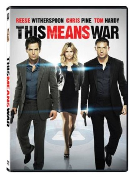 Contest: Win one of Two DVD Copies of McG's THIS MEANS WAR