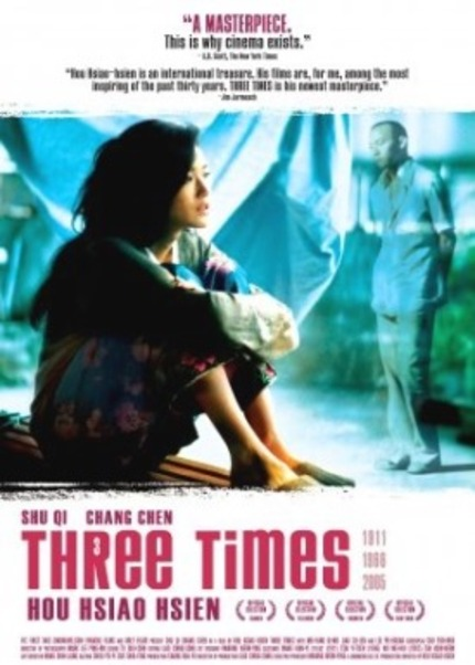 Review: Three Times (Personal Favorites #49)