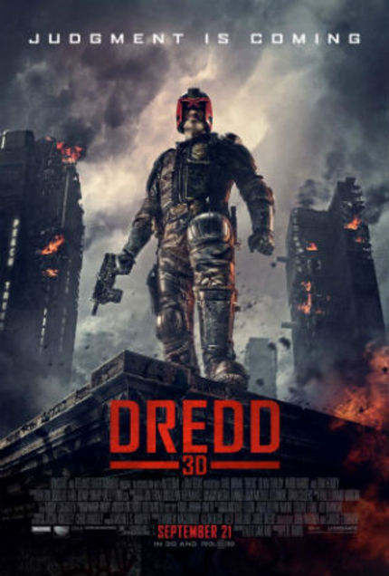 TIFF 2012 Review: DREDD 3D Brings Mega-Violence to the Multiplex