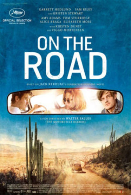 TIFF 2012 Review: ON THE ROAD Hits the Right Beats
