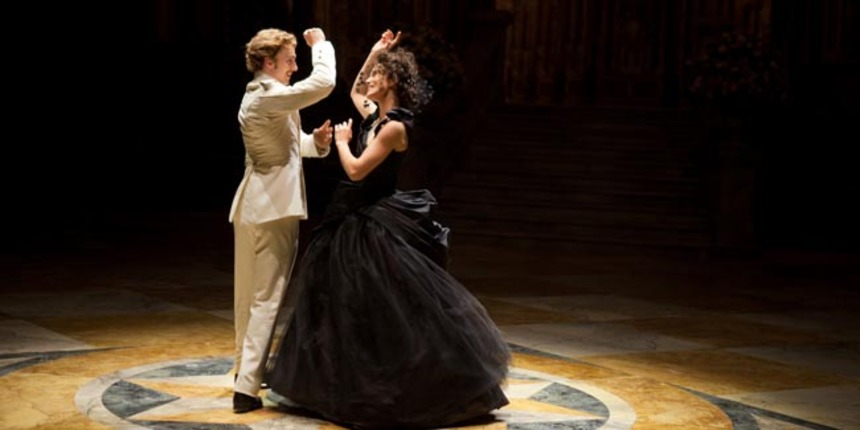 TIFF 2012 Review: ANNA KARENINA Looks Pretty, But is More Style Than Substance