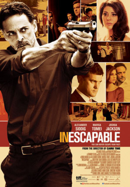 TIFF 2012: Marisa Tomei Has Got That Look in First Clip from INESCAPABLE