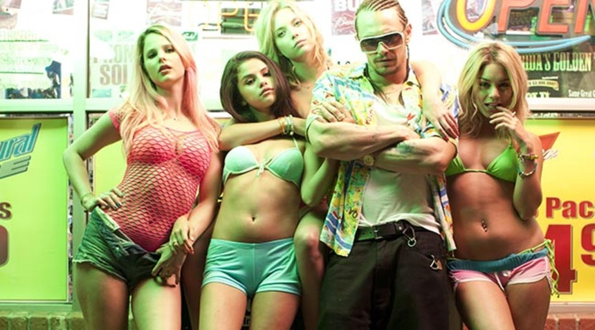 TIFF 2012 Review: SPRING BREAKERS Is Some Kind Of Wild