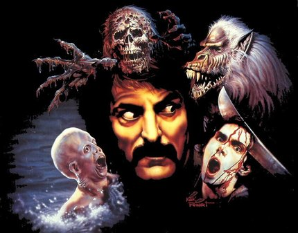 VIDEO: THE NIGHT CREW Interview Tom Savini Live At ZomBcon 2011