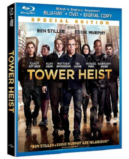Blu-Ray Review: What's TOWER HEIST Got To Say About Being Poor In America?