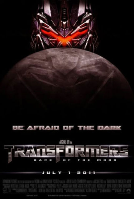 Weinberg Reviews TRANSFORMERS: DARK OF THE MOON