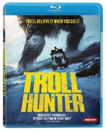 TROOOOOOOOOLLL HUNTER is out on Blu. Got it yet?