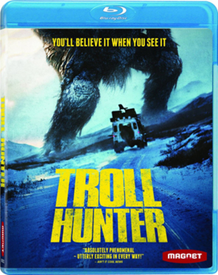 TROLLHUNTER Stalks Onto Blu-ray/DVD From Magnet August 23rd