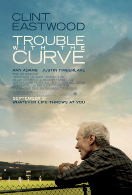 Review: TROUBLE WITH THE CURVE is a Stale Box of Cracker Jack Corniness