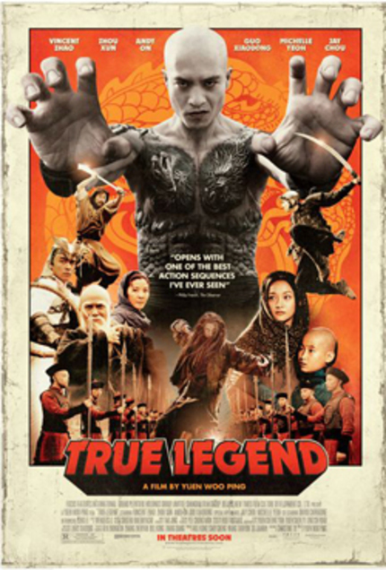 Indomina Unleashes Ninjas In Hollywood To Promote TRUE LEGEND