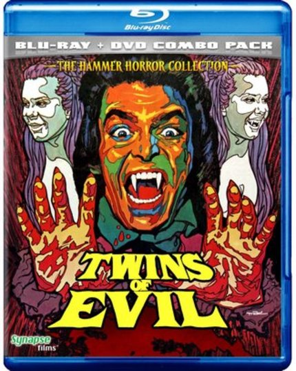 Blu-ray Review: TWINS OF EVIL (Synapse Films)