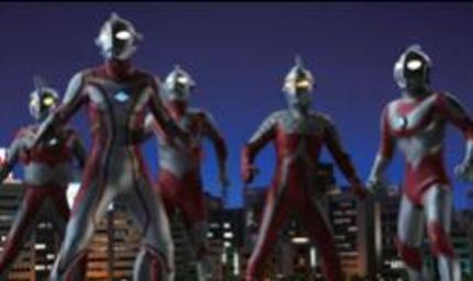 Ultraman? Ultramen!