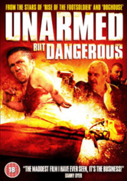 WTF of the day. Unarmed and Dangerous aka Kung Fu Flid