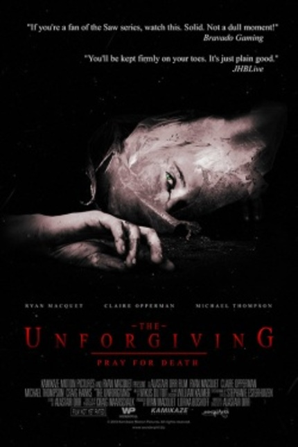 THE UNFORGIVING - Alastair Orr (Review)