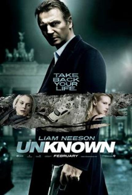 UNKNOWN UK BluRay review