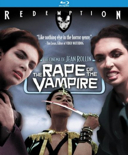 Jean Rollin On Blu-ray: THE RAPE OF THE VAMPIRE Review