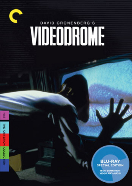 Blu-Ray Review: VIDEODROME