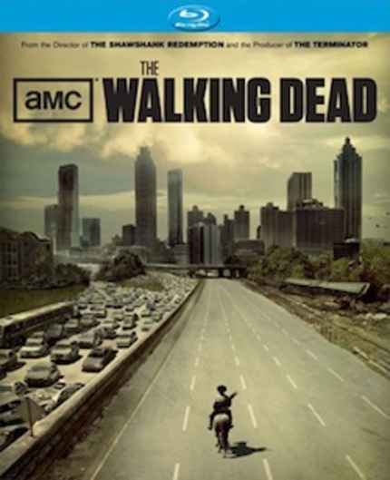 Blu-Ray Review: THE WALKING DEAD