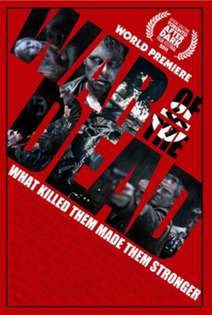 TADFF 2011: WAR OF THE DEAD Review