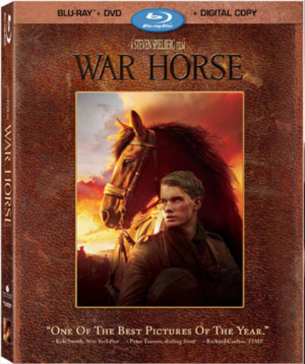 Blu-ray Review: WAR HORSE Kicks Out the Neighsayers
