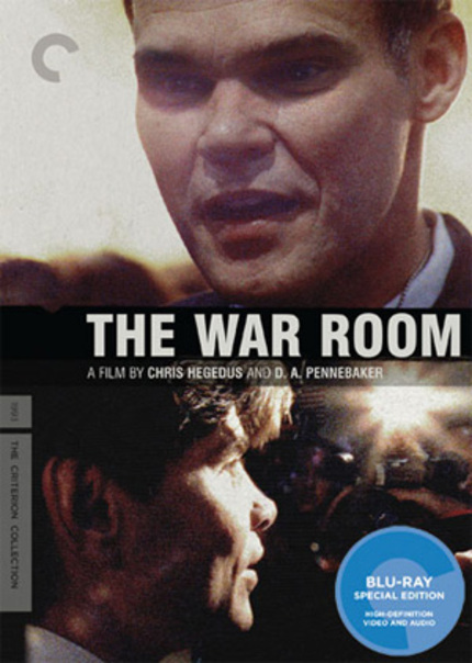 Spinal Column - Criterion #602: THE WAR ROOM on Blu-ray