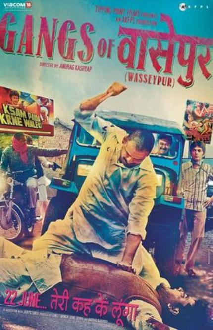 Check Out The Rockin' Trailer For GANGS OF WASSEYPUR From Anurag Kashyap!