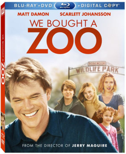 Blu-ray Review: Cameron Crowe's WE BOUGHT A ZOO
