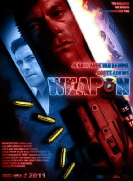 Scott Adkins Kills Van Damme's Son in WEAPON