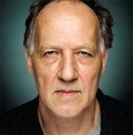 Ask Him Again, His Soul is Still Dancing.  15 minutes with Werner Herzog.