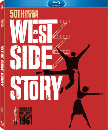 Contest: Win One of Five WEST SIDE STORY 50th Anniversary Blu-Rays [Update]
