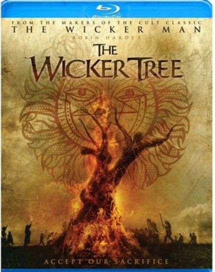 Blu-ray Review: Robin Hardy's THE WICKER TREE