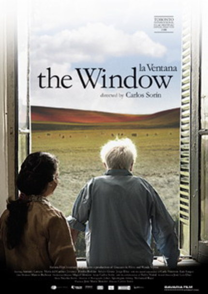 LA VENTANA (THE WINDOW)--Interview With Carlos Sorín