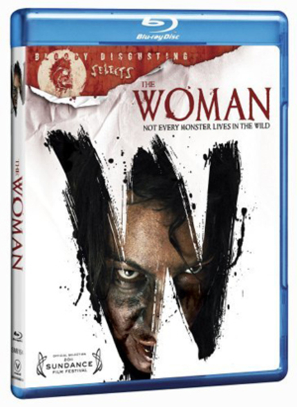 THE WOMAN Blu-ray Review