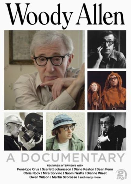 Sydney 2012: Day 6 Trailer Of The Day - WOODY ALLEN: A DOCUMENTARY