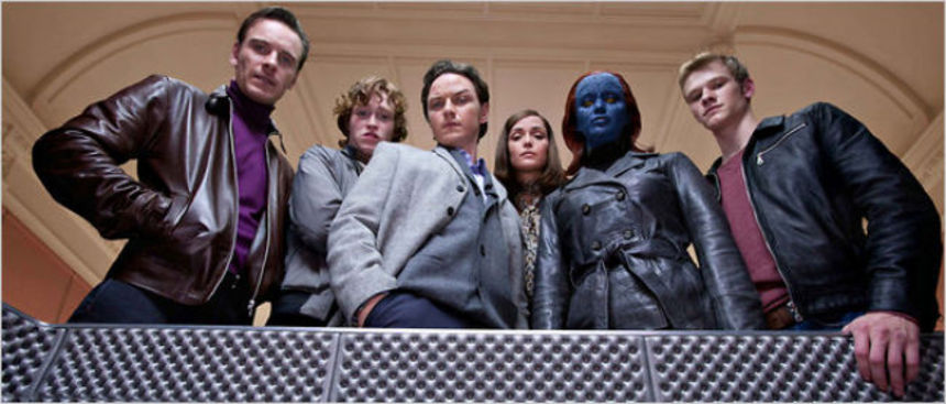 Weinberg Reviews X-MEN: FIRST CLASS