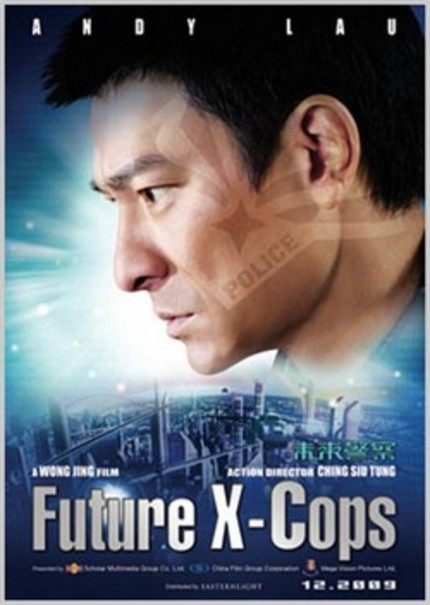 Well, Ain't That Andy Lau Fighting.... Cyborgs?