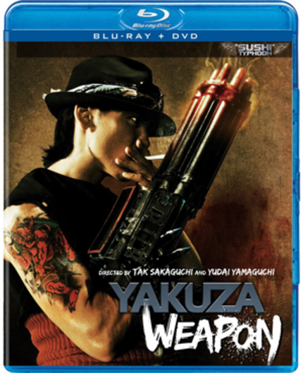 Blu-ray Review: YAKUZA WEAPON