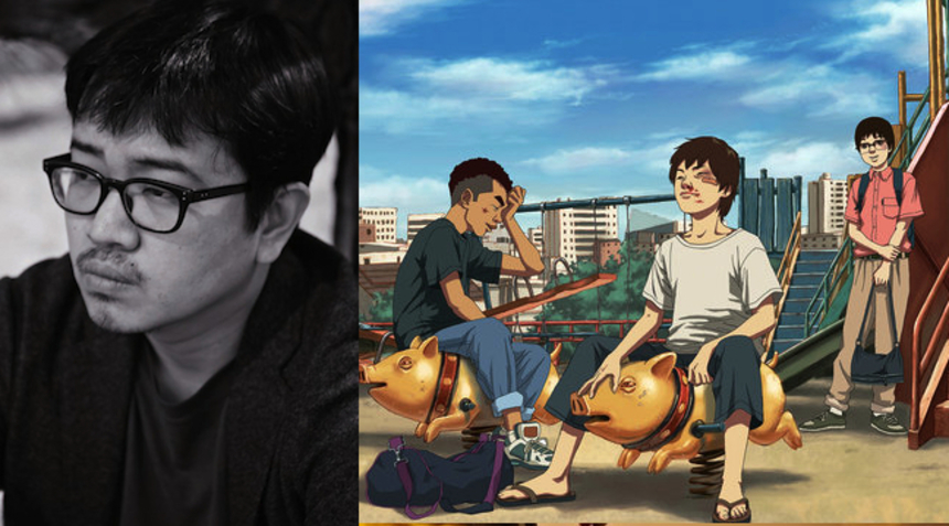 NYAFF 2012 Interview: Yeun Sang-ho, Director of the Animated KING OF PIGS