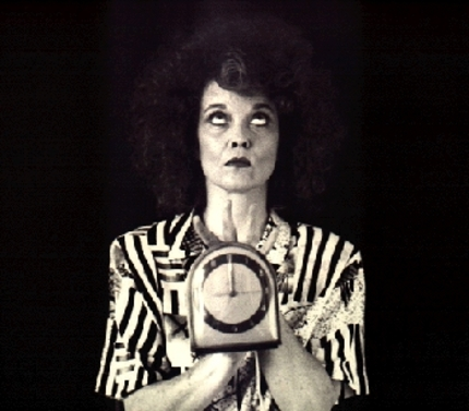 Grace Zabriskie is ready for her extreme close-up, Mr. deMille!
