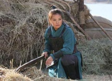 First Look at Zhao Wei as MULAN