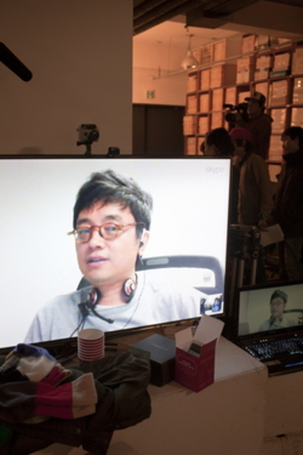 BIFF 2012 Review - E J-yong Out in Front for BEHIND THE CAMERA